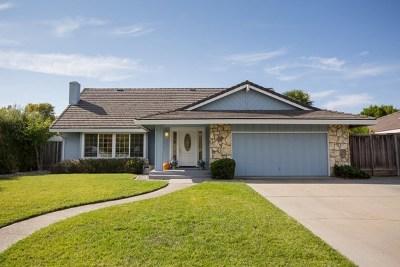 Salinas Single Family Home Active Under Contract: 22480 Estoque Place
