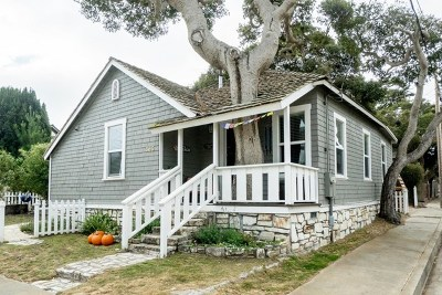 Pacific Grove Multi Family Home For Sale: 365 Spruce Avenue