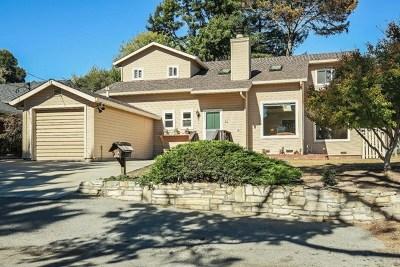Monterey Single Family Home For Sale: 54 Via Ventura