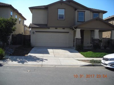 Salinas Single Family Home For Sale: 1028 Capri Way