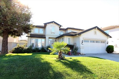 Salinas Single Family Home For Sale: 1854 Cromwell Drive