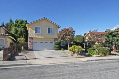 San Jose CA Rental For Rent: $3,600