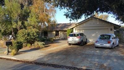 Salinas Single Family Home For Sale: 22682 Torero Drive