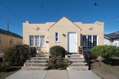 Monterey Multi Family Home For Sale: 394 Larkin Street