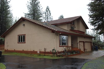 Placerville Single Family Home For Sale: 2268 Swansboro Road