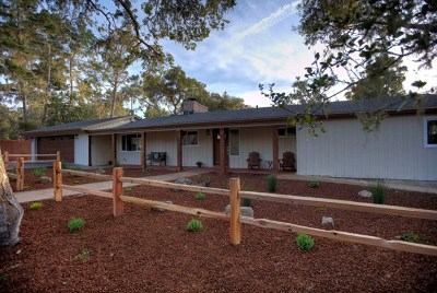 Pebble Beach Single Family Home For Sale: 2852 Elk Run Road