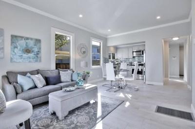 Monterey Single Family Home For Sale: 1186 3rd Street