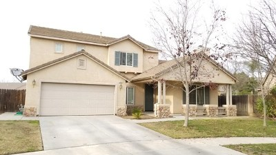 Hanford Single Family Home For Sale: 1816 Rio Hondo Court