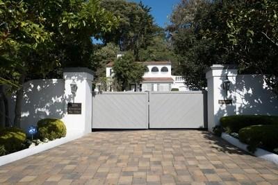 Pebble Beach Single Family Home For Sale: 3359 17 Mile Drive