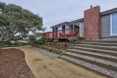 Pacific Grove Single Family Home For Sale: 1070 Lighthouse Avenue