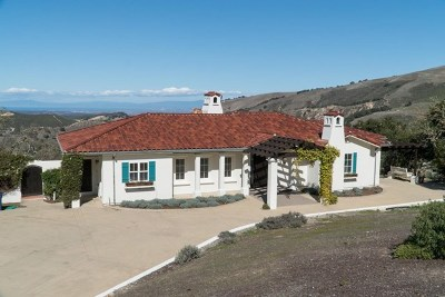 Salinas Single Family Home For Sale: 364 San Benancio Road