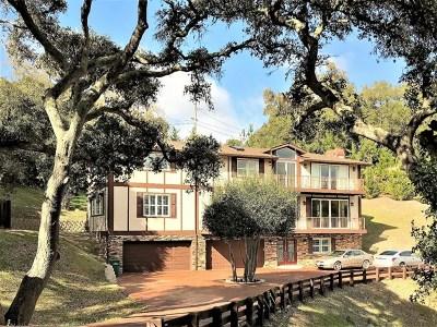 Carmel Valley Single Family Home For Sale: 245 Calle De Los Agrinemsors
