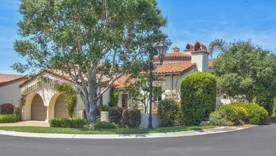 Monterey Single Family Home For Sale: 100 Las Brisas Drive