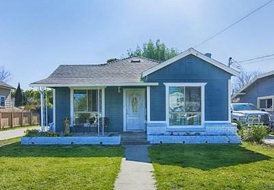 Salinas Single Family Home For Sale: 144 Maple Street