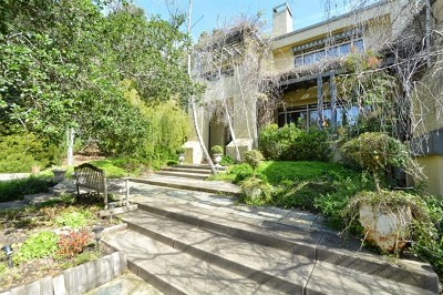 Pebble Beach Single Family Home For Sale: 1579 Griffin Road