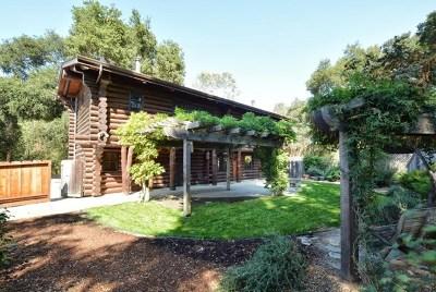 Carmel Valley Single Family Home For Sale: 24 De El Rio Road