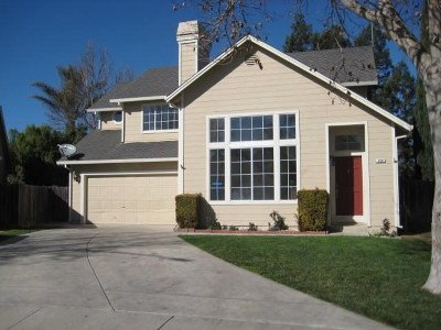 Hollister CA Single Family Home For Sale: $587,500