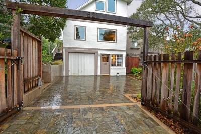 Monterey Single Family Home For Sale: 821 Filmore Street