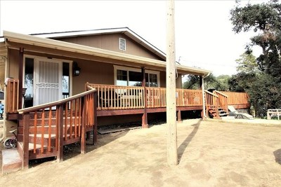 Salinas Single Family Home For Sale: 2074 San Miguel Canyon Road