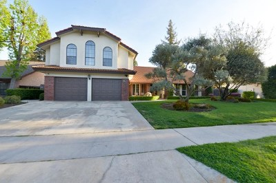 Fresno Single Family Home For Sale: 805 Kelso Avenue