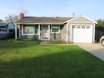 North Highlands Single Family Home For Sale: 3689 McClellan Drive