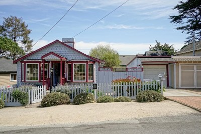 Monterey Single Family Home For Sale: 718 Lottie Street