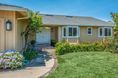 Monterey Single Family Home For Sale: 7 Stag Lane