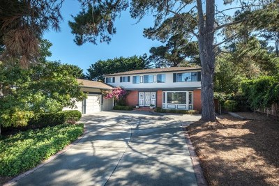 Monterey Single Family Home For Sale: 25 Deer Forest Drive