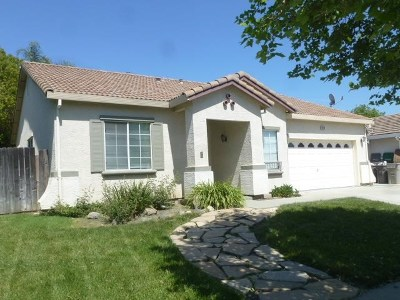 West Sacramento Single Family Home For Sale: 3232 Brother Island Road