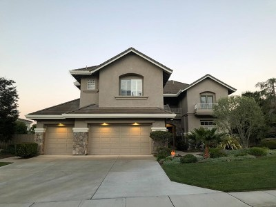 Salinas Single Family Home For Sale: 26169 Legends Court