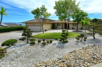 Salinas Single Family Home For Sale: 22523 Indian Springs Road