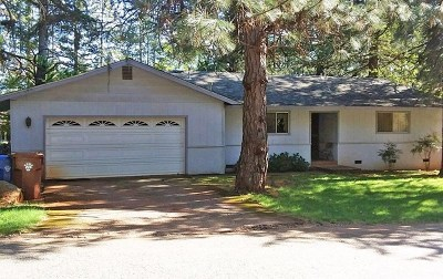 Paradise Single Family Home For Sale: 1238 Tahoe Way