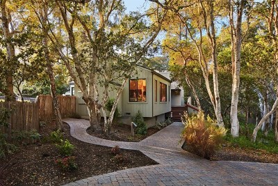 Monterey Single Family Home For Sale: 1443 Deer Flat Road