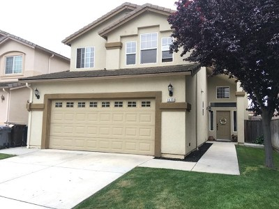 Salinas Single Family Home For Sale: 1846 Hemingway Drive