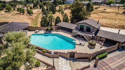Hollister CA Single Family Home For Sale: $1,590,000