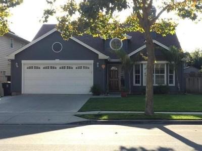 Salinas Single Family Home For Sale: 1719 Burlington Drive