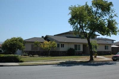 Salinas Single Family Home For Sale: 1684 Atherton Way