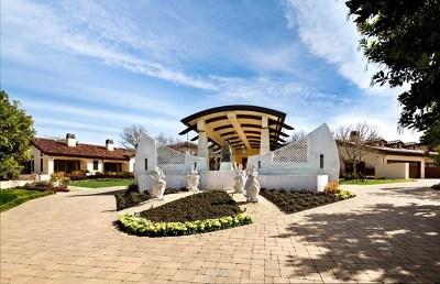 Single Family Home For Sale: 27500 La Vida Real