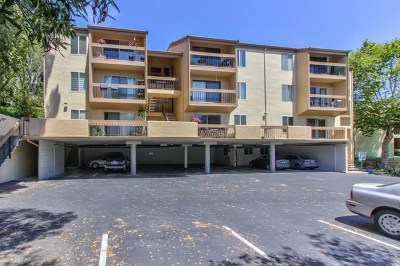Monterey Condo/Townhouse For Sale: 4306 Golden Oaks Lane
