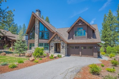 Truckee Single Family Home For Sale: 10035 Chaparral Court #246