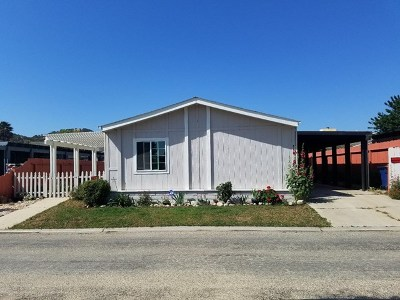 Mobile Home For Sale: 51201 Pine Canyon Road