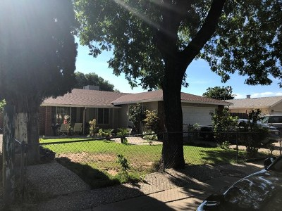 Modesto Single Family Home For Sale: 2021 Rose Avenue