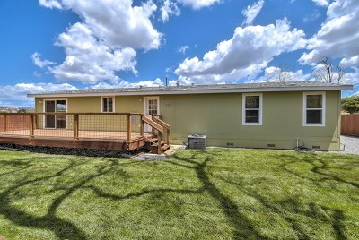 Lower Lake Single Family Home For Sale: 9473 Pinto Place