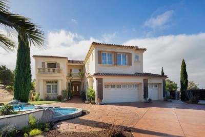 Salinas Single Family Home For Sale: 19652 Woodcrest Drive