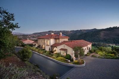 Monterey Single Family Home For Sale: 406 Mirador Court