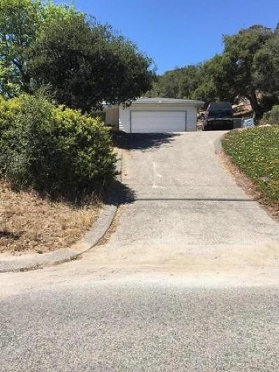 Salinas Single Family Home For Sale: 19015 Moro Road