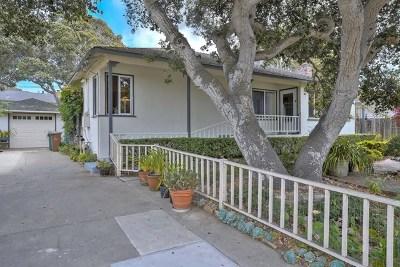 Monterey Single Family Home For Sale: 246 Lerwick Drive