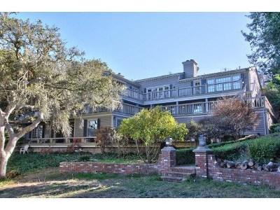 Monterey Single Family Home For Sale: 27 Alta Mesa Circle