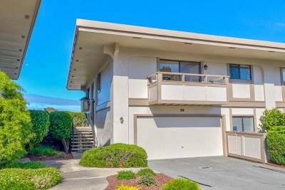 Monterey Condo/Townhouse For Sale: 26 Skyline