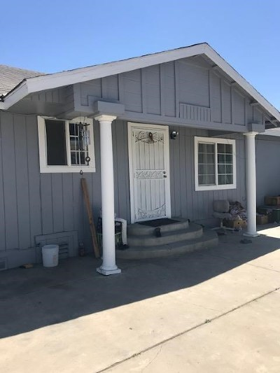 Hollister CA Single Family Home For Sale: $350,000